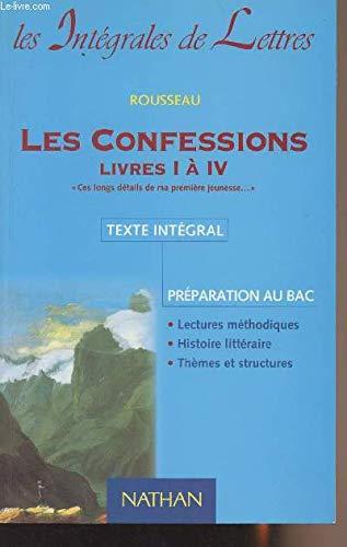 Les Confessions de Jean-Jacques Rousseau: Jean Jacques Rousseau