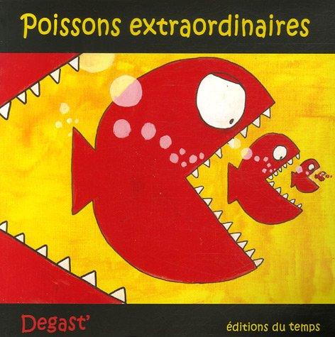 9782842743772: Poissons extraordinaires