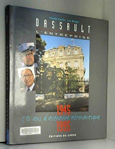 9782842770099: Dassault, 50 Ans D'aventure Aéronautique-1945-1995