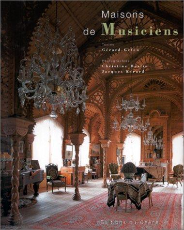 9782842770396: Maisons de musiciens