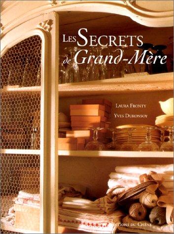 9782842770433: Les Secrets de Grand-M�re