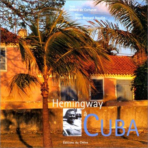 9782842770730: Hemingway à Cuba