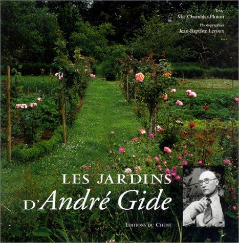 9782842770754: Les jardins d'André Gide (French Edition)