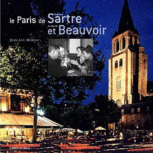 9782842773144: Le Paris de Sartre et Beauvoir