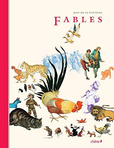FABLES DE LA FONTAINE (LES) (GRAND FORMAT): LA FONTAINE JEAN DE