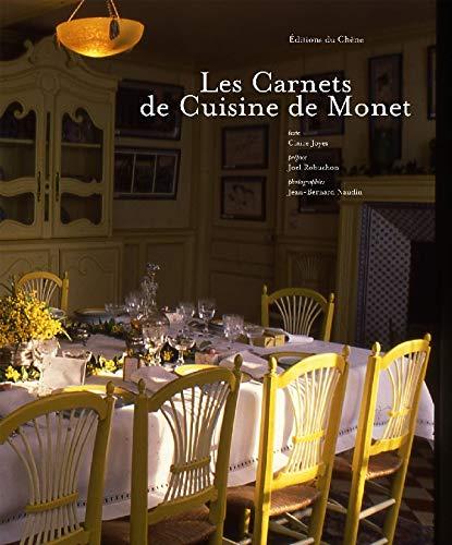 9782842776206: Les Carnets de Cuisine de Monet
