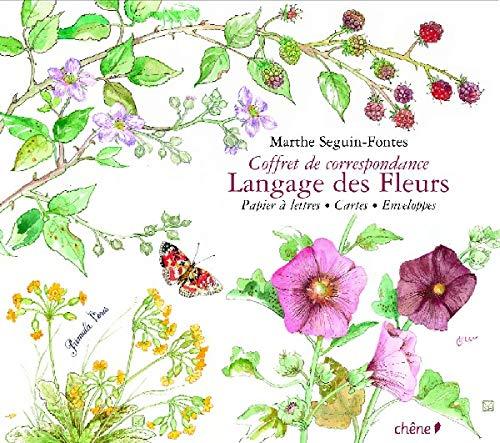 9782842777432: Le langage des fleurs (French Edition)