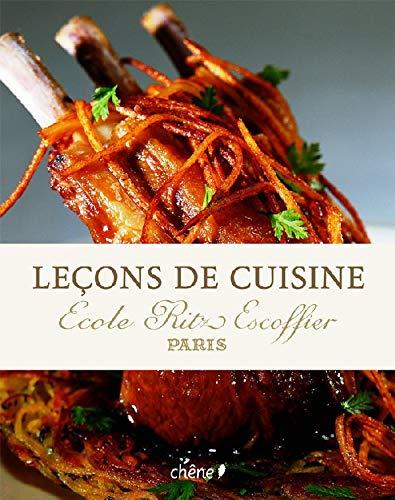 9782842777647: Leçons de cuisine (French Edition)