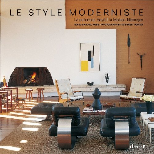 9782842778385: le style moderniste collection Boyd