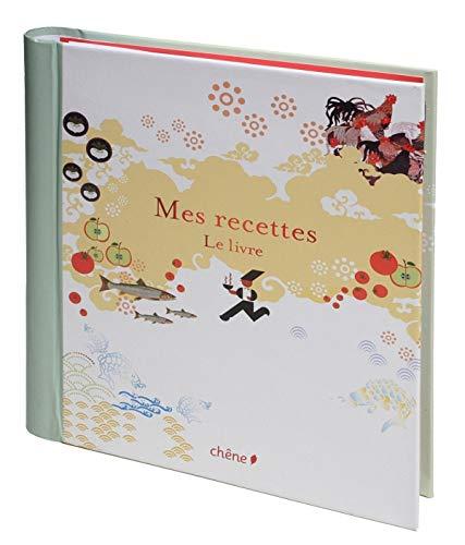 9782842779801: Mes recettes : Le livre