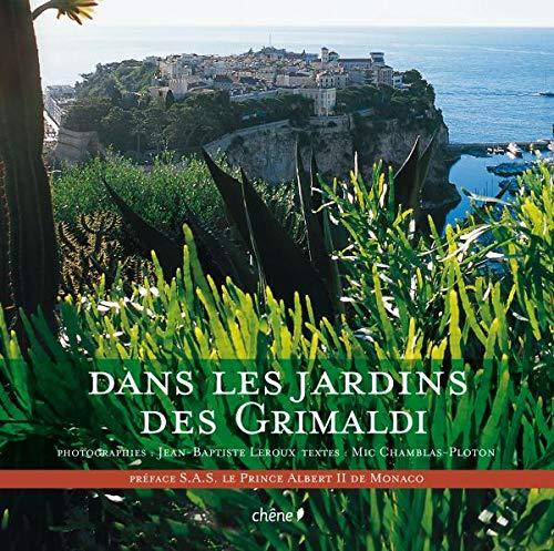 9782842779900: Dans les jardins des Grimaldi