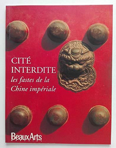 9782842782085: Cite interdite - les fastes de la chine imperiale