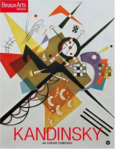 9782842786656: Kandinsky au Centre Pompidou