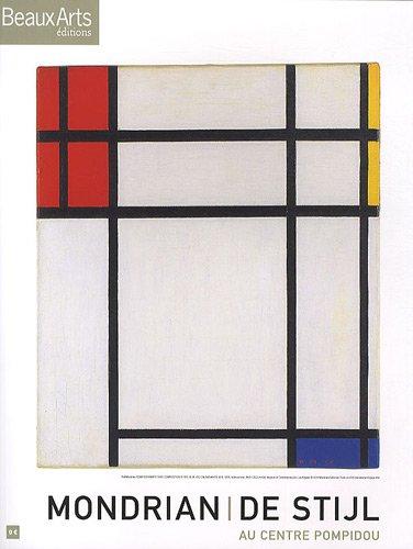 9782842787769: Beaux Arts Magazine : Mondrian, De Stijl au centre Pompidou