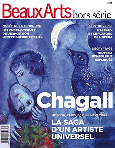 9782842789817: Beaux Arts Magazine, Hors-série, Février : Chagall, la saga d'un artiste universel