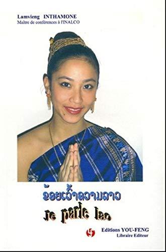 9782842792473: Je parle lao (4CD audio)