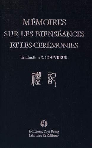 9782842796570: Mémoires sur les bienséances et les cérémonies