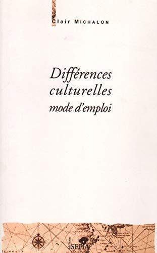 9782842800352: Differences culturelles