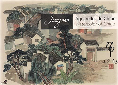 Jiangnan Aquarelles de Chine Watercolor of China: Qu Lan