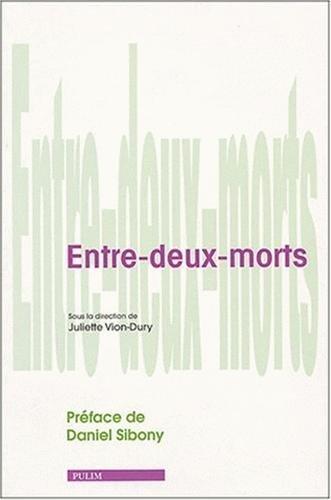 ENTRE-DEUX-MORTS: VION-DURY JULIETTE