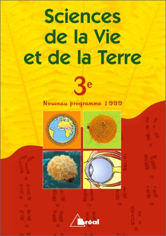 Sciences de la vie et de la: Ponceblanc /Baudevin