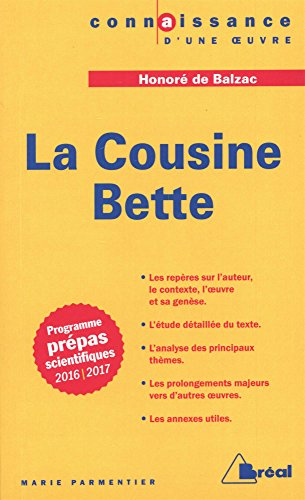 9782842915797: La cousine bette - balzac (French Edition)