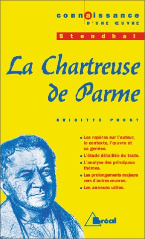 9782842915841: La Chartreuse de Parme, Stendhal