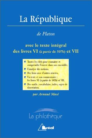 9782842915872: La République, Platon