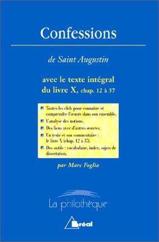 9782842915896: Confessions, Saint Augustin