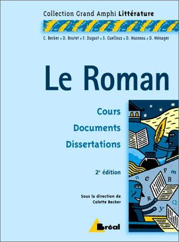 9782842916527: Le Roman