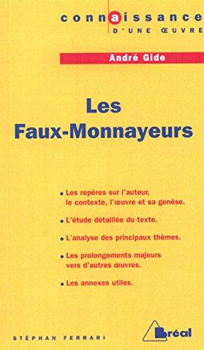 9782842918255: Les faux-monnayeurs - gide (French Edition)