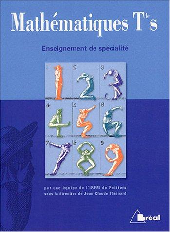 9782842918835: Math�matiques Terminale S : Enseignement de sp�cialit� (Manuels de Math)