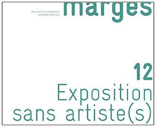 Marges, N° 12, Printemps-été : Exposition sans artiste(s): Jérôme Glicenstein; ...