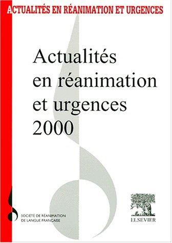 9782842991593: Actualit� en r�animation et urgences