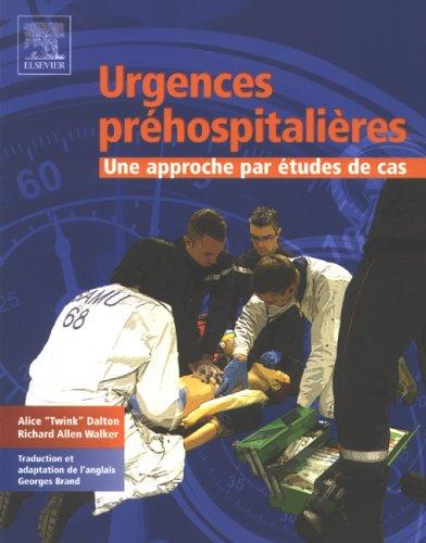 9782842997571: Urgences préhospitalières (French Edition)