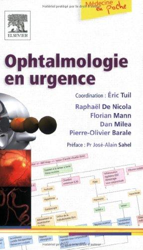 9782842997656: Ophtalmologie en urgence