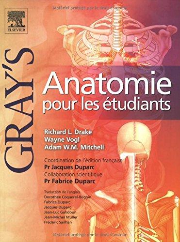 9782842997748: Gray's Anatomie pour les étudiants