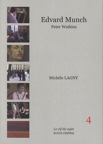 9782843013294: Edvard Munch (Peter Watkins, 2005) (Le vif du sujet)