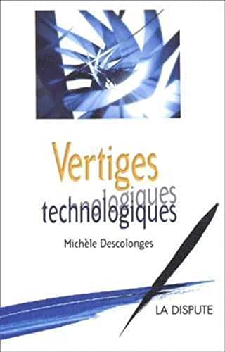 9782843030581: Vertiges technologiques