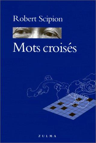 9782843040917: Mots croisés