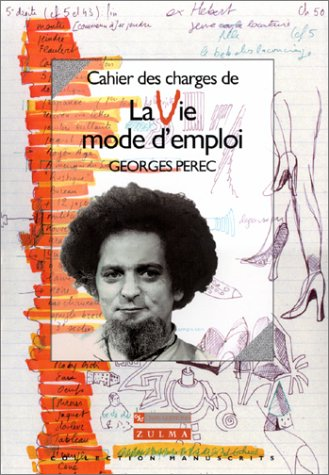 9782843042058: Cahier des charges de La Vie mode d'emploi (Manuscrits)