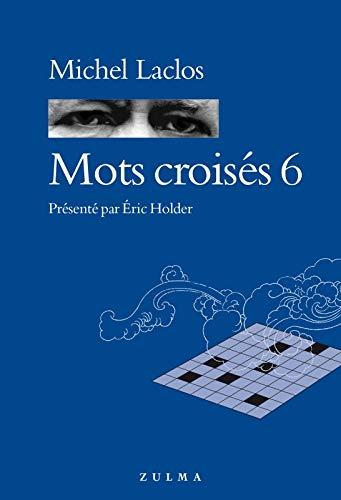 9782843047176: Mots croisés 6