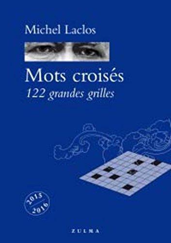9782843047633: Mots croisés : 122 grandes grilles