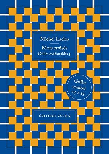 9782843048555: Mots croisés : Grilles confortables 3