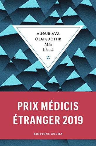9782843048692: Miss Islande - Prix Médicis Etranger 2019