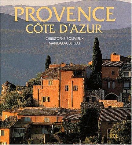 9782843082719: Provence Côte d'Azur