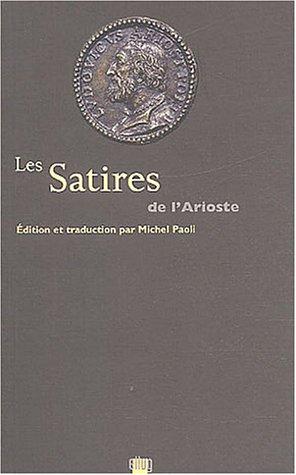 9782843100451: Les Satires