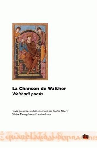 9782843101281: La chanson de Walther (French Edition)