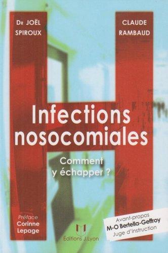 INFECTIONS NOSOCOMIALES: SPIROUX JOEL