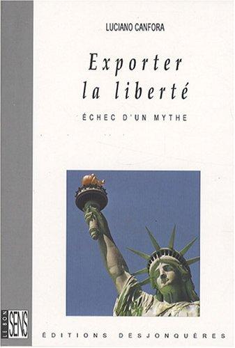 Exporter la liberté: Canfora, Luciano
